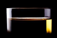 Vidro com vinho Foto de Stock