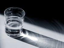 Vidro da água fotos de stock royalty free