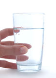 Vidro da água Fotografia de Stock Royalty Free
