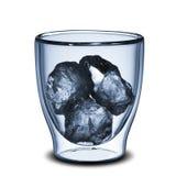 Vidro da água Foto de Stock Royalty Free