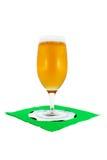 Vidro da cerveja Imagem de Stock