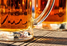 Vidro da cerveja Imagens de Stock