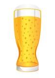 Vidro da cerveja ilustração stock