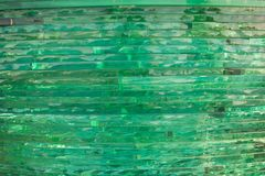 Vidro da textura mosaic A composição do vidro ilustração royalty free