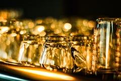 Vidro de água Imagem de Stock