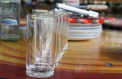 Vidro de água foto de stock royalty free