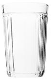 Vidro de água da bebida foto de stock