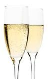 Vidro de Champagne Imagens de Stock