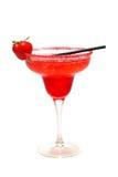 Vidro de cocktail de Margarita Fotografia de Stock Royalty Free
