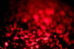 Vidro de fibra vermelho Fotos de Stock Royalty Free