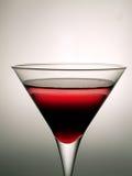 Vidro de Martini Fotos de Stock