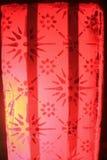 Vidro decorativo Imagem de Stock