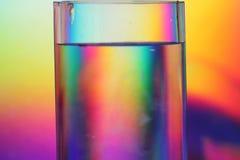 Vidro do arco-íris Fotos de Stock