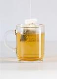 Vidro do chá Fotos de Stock