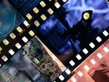 Vidro do Slideshow Imagem de Stock
