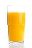 Vidro do sumo de laranja. fotos de stock royalty free