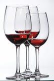 Vidro do vinho Fotos de Stock