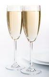 Vidro do vinho Imagem de Stock Royalty Free