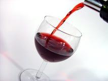 Vidro do vinho Fotografia de Stock