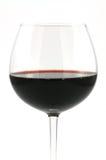 Vidro do vinho vermelho Imagem de Stock