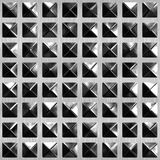 Vidro e metal Imagens de Stock Royalty Free