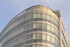 Vidro e metal Foto de Stock
