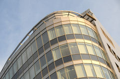 Vidro e metal Fotos de Stock