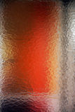 Vidro geado dos testes padrões abstratos imagens de stock