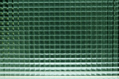 Vidro verde Imagens de Stock
