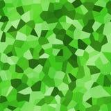 Vidro verde da textura ilustração stock