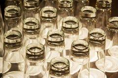 Vidros bebendo Fotos de Stock