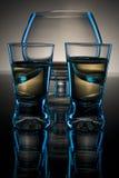 Vidros bonitos Imagens de Stock