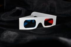 vidros 3D Fotografia de Stock