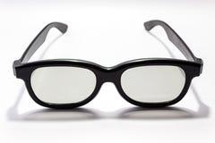 Vidros 3D polarizados Foto de Stock