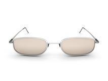 Vidros da vista dianteira Imagem de Stock Royalty Free