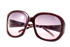 Vidros das mulheres bonitas Imagem de Stock Royalty Free