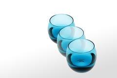 Vidros de água Fotos de Stock
