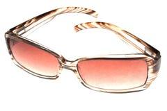 Vidros de sol chaves elevados Imagem de Stock Royalty Free