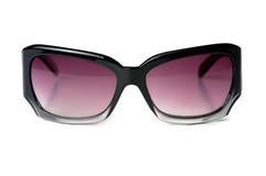 Vidros de sol pretos Imagem de Stock Royalty Free