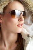 Vidros de Sun Imagem de Stock Royalty Free