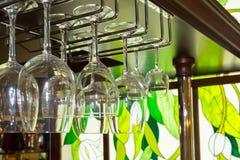 Vidros de suspensão Imagens de Stock Royalty Free