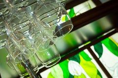 Vidros de suspensão Fotografia de Stock