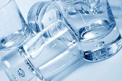 Vidros de tiro Fotografia de Stock