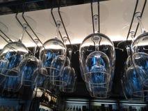 Vidros de vinho Foto de Stock