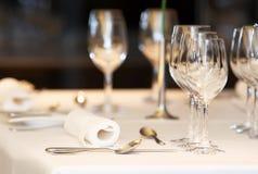 Vidros de vinho foto de stock royalty free