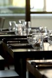 Vidros de vinho Stemless imagem de stock royalty free