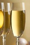 Vidros do champanhe imagens de stock royalty free