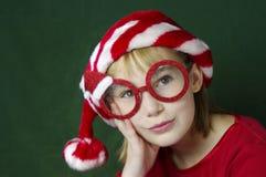 Vidros do Natal Fotos de Stock