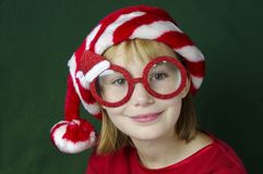 Vidros do Natal Imagem de Stock Royalty Free