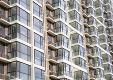 Vidros e balcão Imagem de Stock Royalty Free